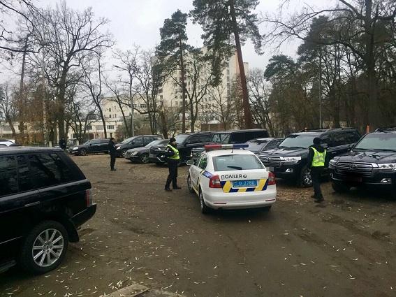 В Киеве «накрыли» встречу криминальных авторитетов. Задержано более 60-ти человек