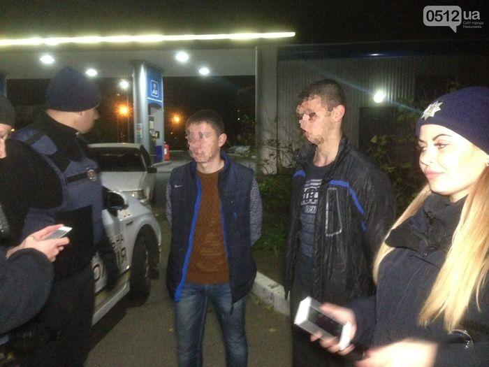 В Николаеве 3 мужчин напали и ограбили журналиста