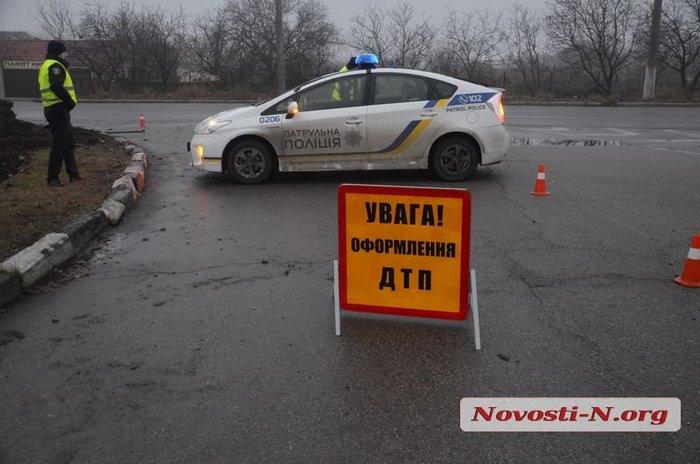 Автомобильная авария на опасном «жуковском» кольце в Корабельном районе (ВИДЕО)