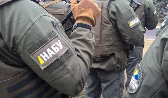 СБУ разом з ГПУ проводять обшуки у працівників НАБУ