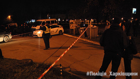 В Харькове неизвестные расстреляли авто, есть погибший