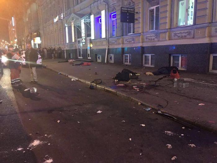 Следствие будет требовать арестовать второго подозреваемого в смертельном харковском ДТП