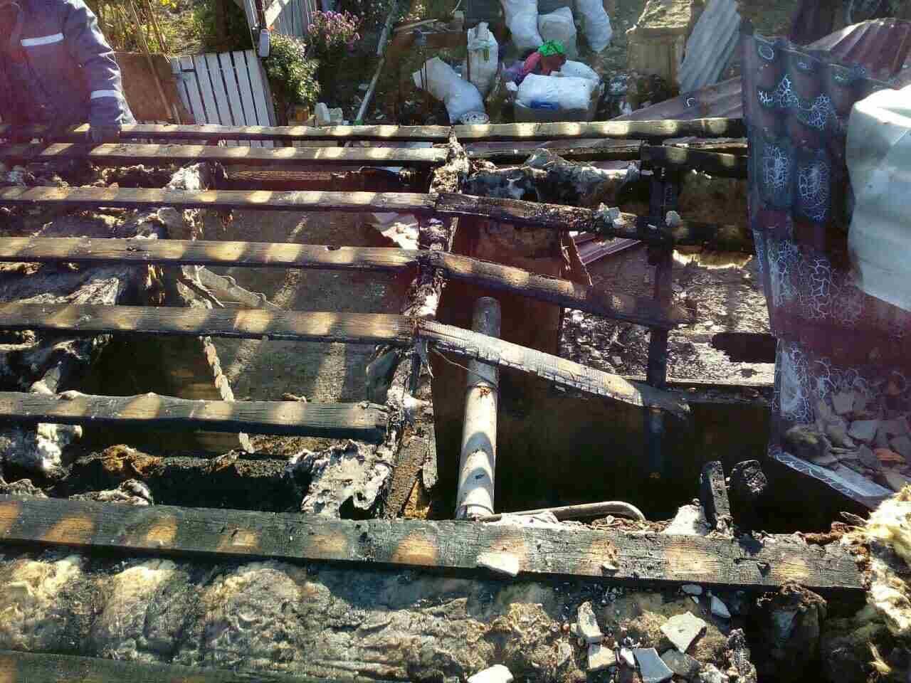 На Николаевщине с пожара спасли супружескую пару