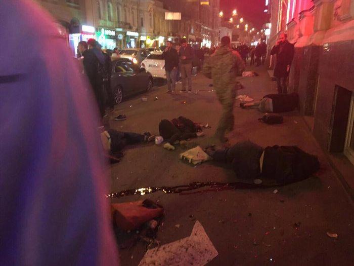 Скончались уже 6 людей, - Геращенко о харьковском ДТП