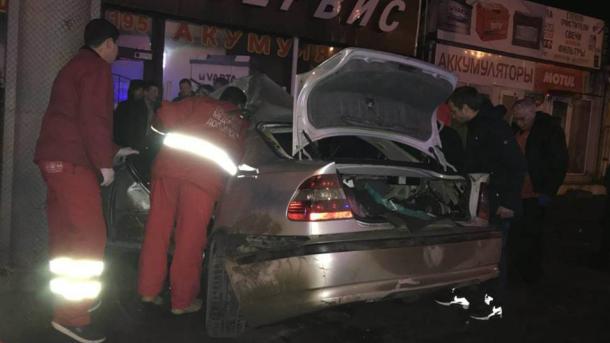 В Одессе произошло смертельное ДТП. Погибла девушка, не справившись с управлением