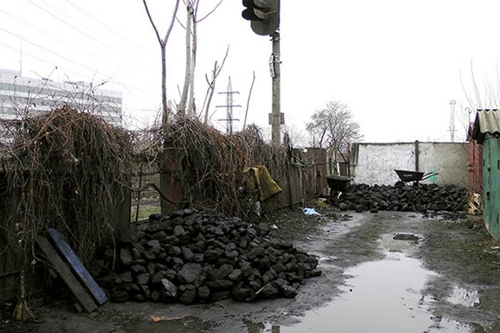 Полиция Николаева задержала злоумышленника, который воровал уголь