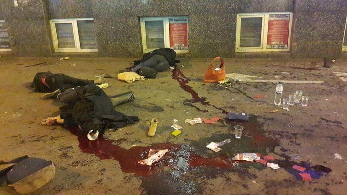 В Харькове 2 пьяные мажорки сбили насмерть несколько человек