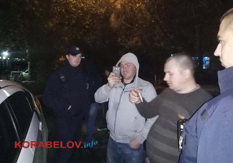 Пьяный работник СТО «гонял» по Корабельному району на чужом автомобиле (ВИДЕО)