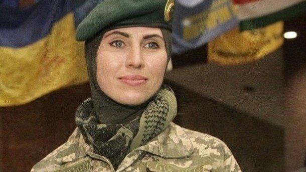 Под Киевом погибла Амина Окуева