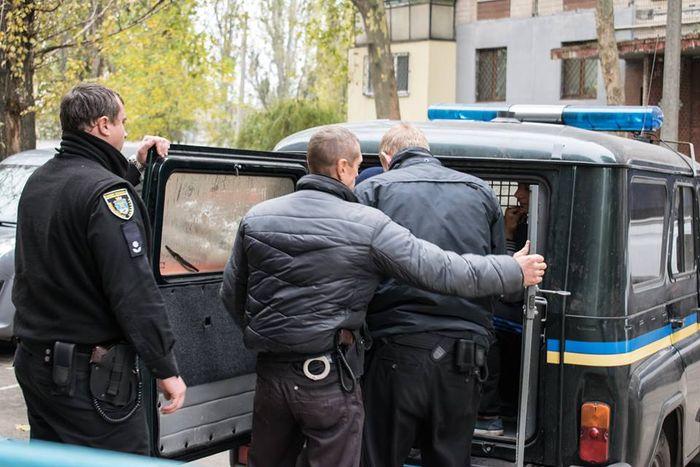 В Витовском районе задержали братьев-рецидивистов