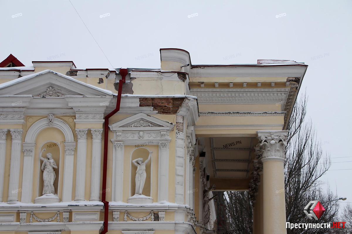 Супруга экс-директора русдрама о фирме, отремонтировавшей аэропорт в Николаеве