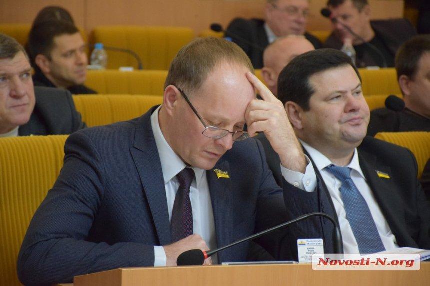 Вчера Барна не смог запустить первый рейс из Николаевского аэропорта в Киев