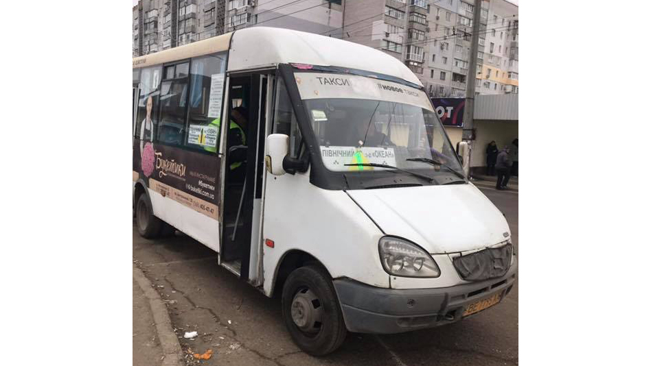 Управление Укртрансбезопасности в Николаевской области проверило работу маршрута №1