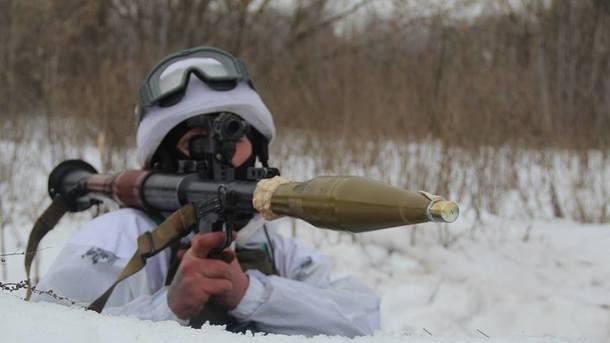 Сутки в зоне АТО: боевики резко увеличили число обстрелов