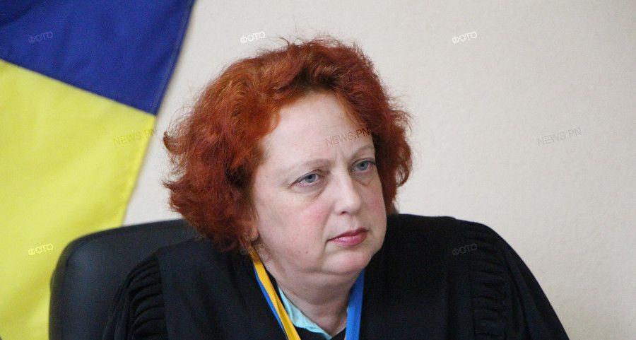 Обращение судьи Натальи Гапоненко