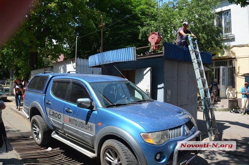 В Николаевском горисполкоме требовали 5000$ за разрешения на размещение киосков (ВИДЕО)