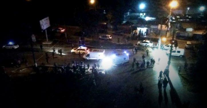 Автомобиль патрульной полиции в Черновцах насмерть сбил пешехода