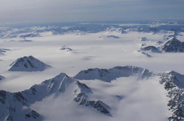 Вечная мерзлота в Арктике начала таять на 70 лет раньше предполагаемого
