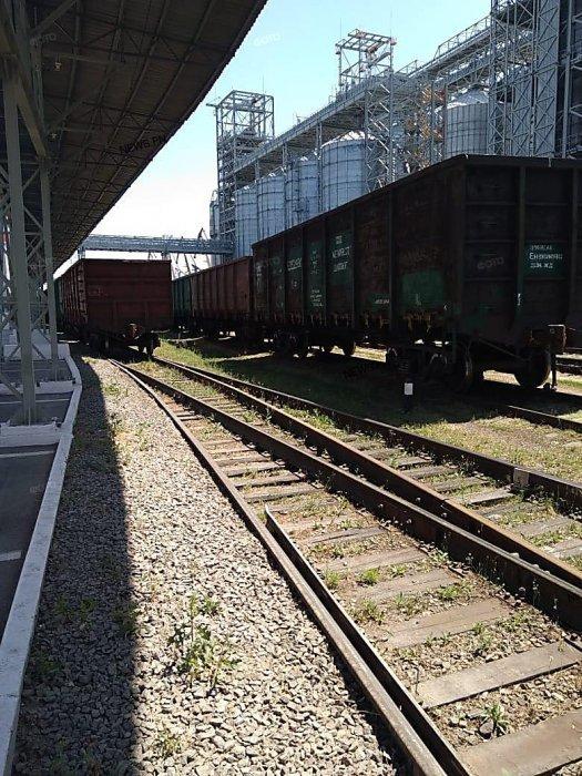 Ж/д коллапс в Николаевском морпорту
