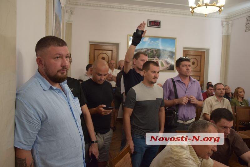 Депутатов пристыдили за николаевские дороги