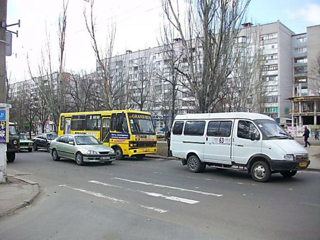 У Миколаєві влаштували рейд з перевірки громадського транспорту