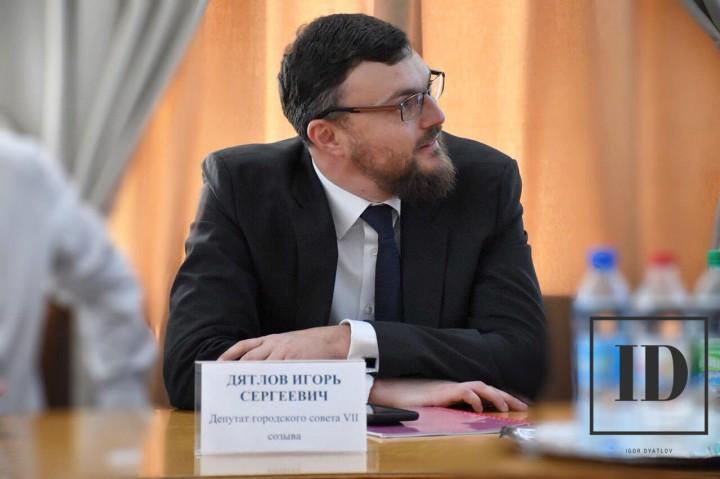 Игорь Дятлов об итогах работы водоканала за 4 года: Горожане все условия выполнили, где питьевая вода?