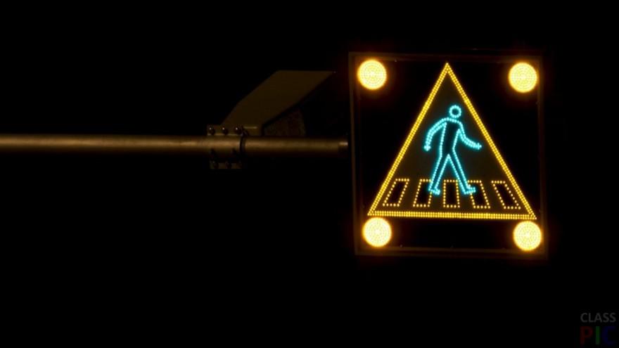 Николаевцы требуют установить светофор возле школы №11