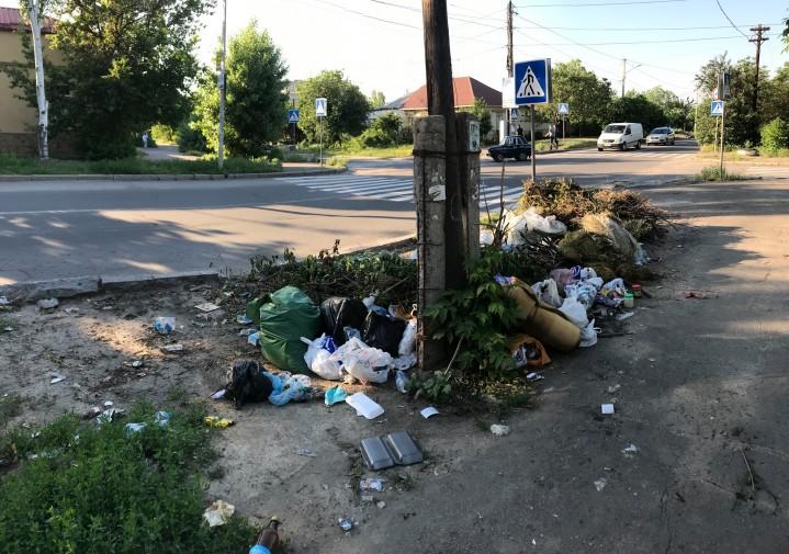 «Нелегальные» свалки в Николаеве создают компании, вывозящие мусор