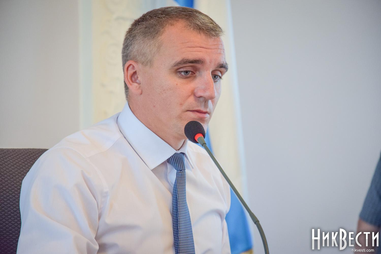 В БСМП Николаева не успевают отремонтировать лифты до конца этого года, как обещал Сенкевич