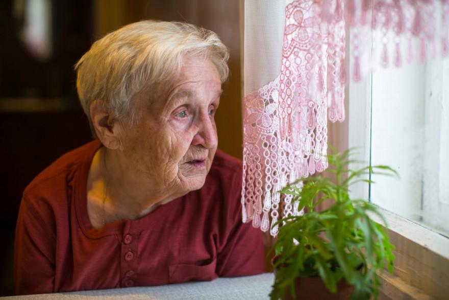 В Николаеве пенсионеры недовольны ограничениями на посещение, введёнными в АТБ