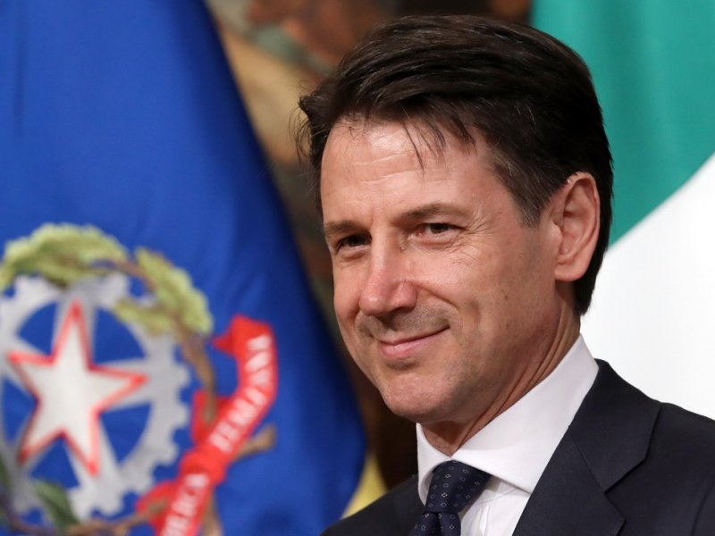 Вся Италия уходит на карантин