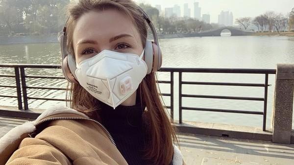 Украинка, отказавшаяся от эвакуации из Уханя, заявила, что о ней забыли