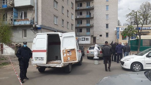 COVID-19 нашли у 37 человек в общежитии под Киевом