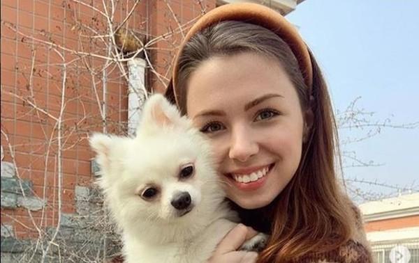 Украинка с собакой из Уханя добралась домой в Херсон