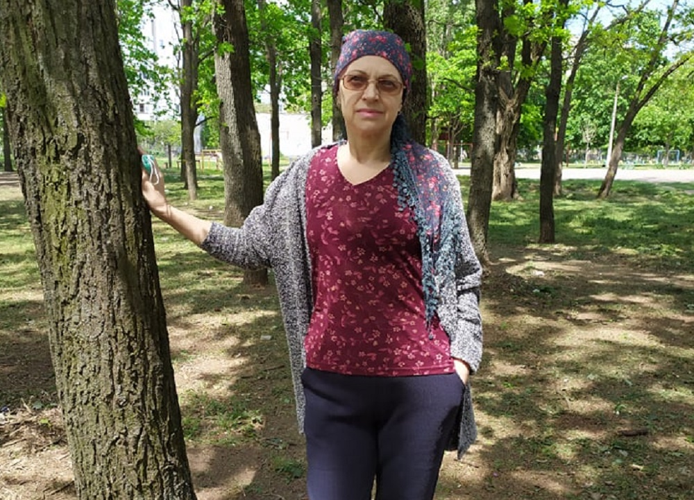 В Николаеве горожанка, которая борется с тяжелой болезнью, нуждается в помощи
