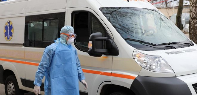 В Украине установлен новый антирекорд по количеству зараженных коронавирусом