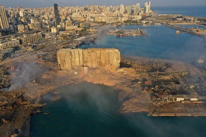 Число жертв взрыва в Бейруте достигло 78, около 4 тысяч ранены