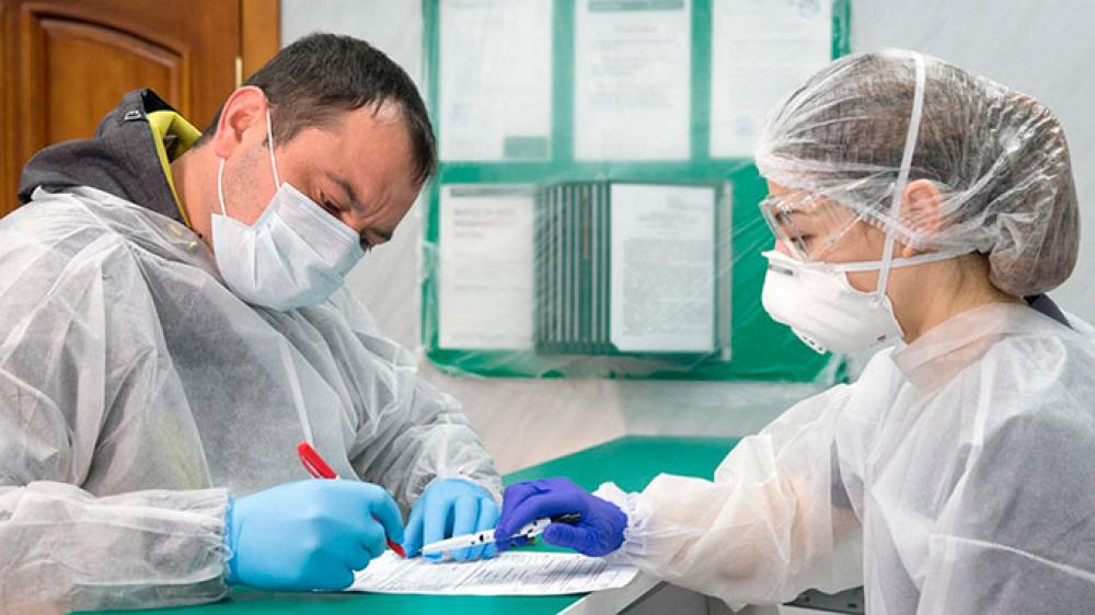 Антирекорд в Корабельном районе: у 10 человек за сутки выявили коронавирус