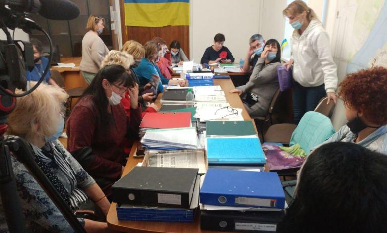 В горизбиркоме Николаева пропали документы четырех партий