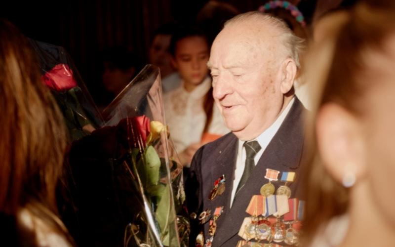Умер Почетный гражданин Херсона Владимир Петрович Казначеев