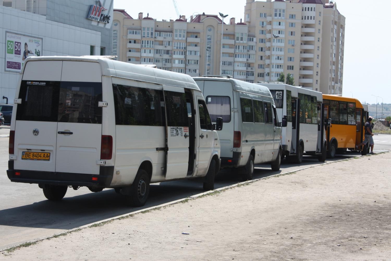 В Николаеве за нарушение карантина на 17 тысяч оштрафовали троих маршрутчиков