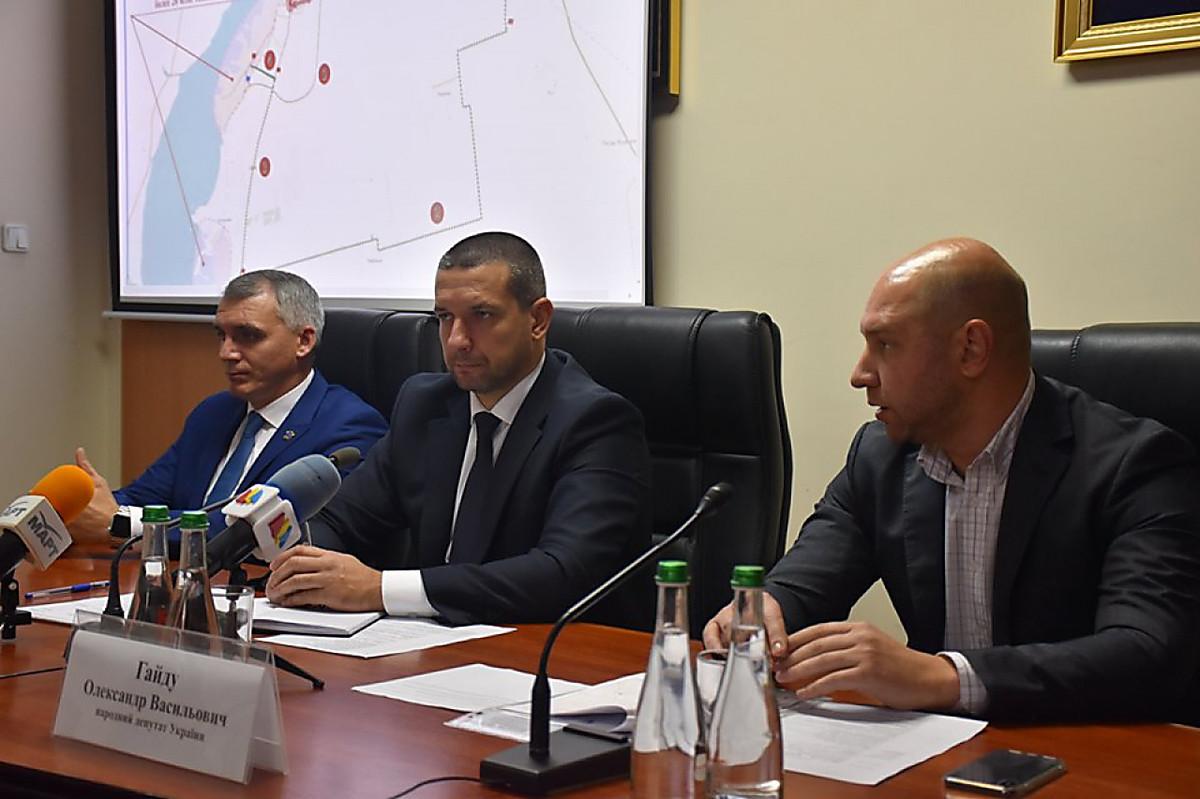 Ревизия нашла значительные финансовые нарушения у подчиненных Сенкевича – губернатор Стадник рекомендует ему принять меры