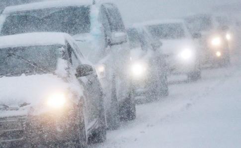 При усилении непогоды в Николаевской области перекроют дороги