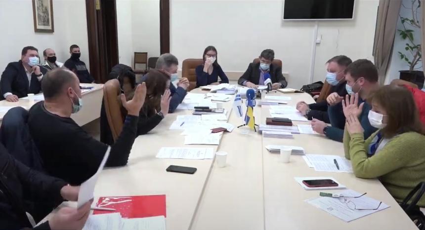 Профильная комиссия Николаевского горсовета проголосовала за отстранение руководства департамента ЖКХ