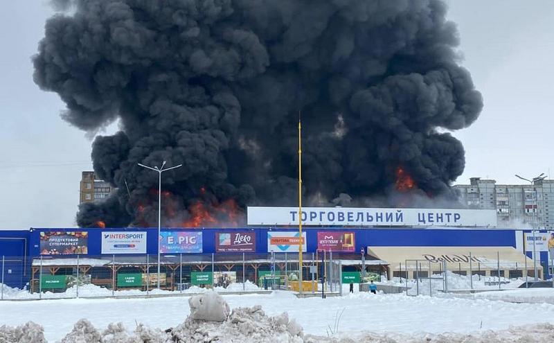 Сгоревший строительный гипермаркет «Эпицентр» не имел разрешения на введение в эксплуатацию