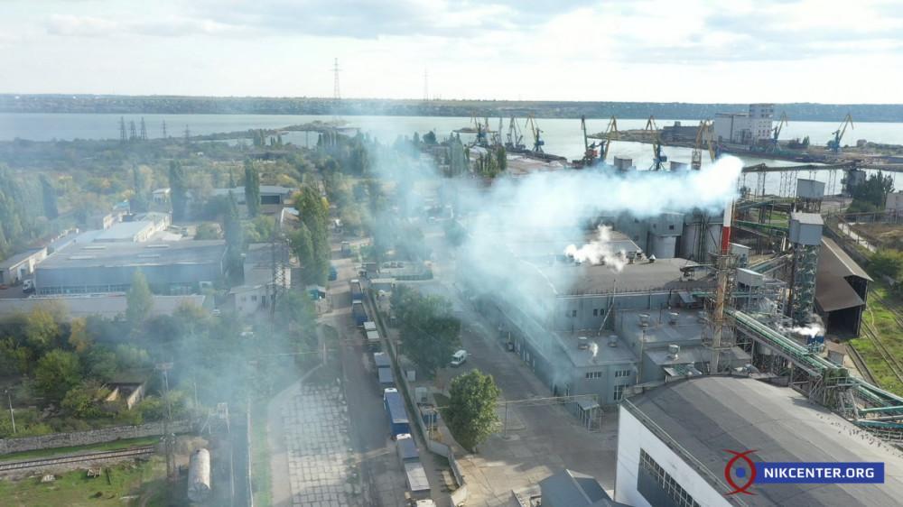 В Николаевской ОГА хотят через суд отменить разрешение «Экотранса» на выбросы в атмосферу