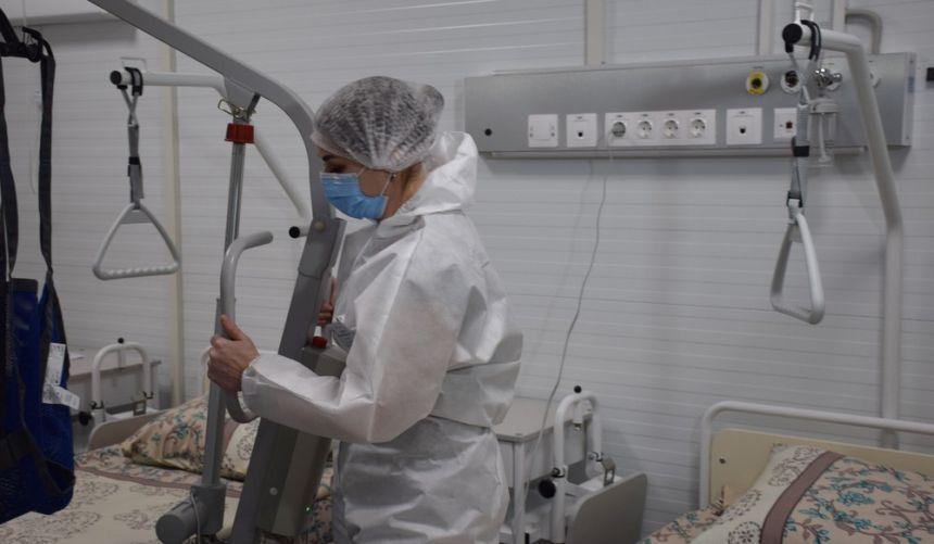 В Николаеве каждый 10-й госпитализированный с COVID-19 попадает в реанимацию