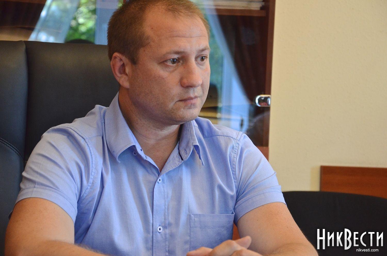 Перед тем, как претендовать на должность вице-мэра Николаева, Степанец получил от центра занятости ₴90 тыс. на открытие кафе
