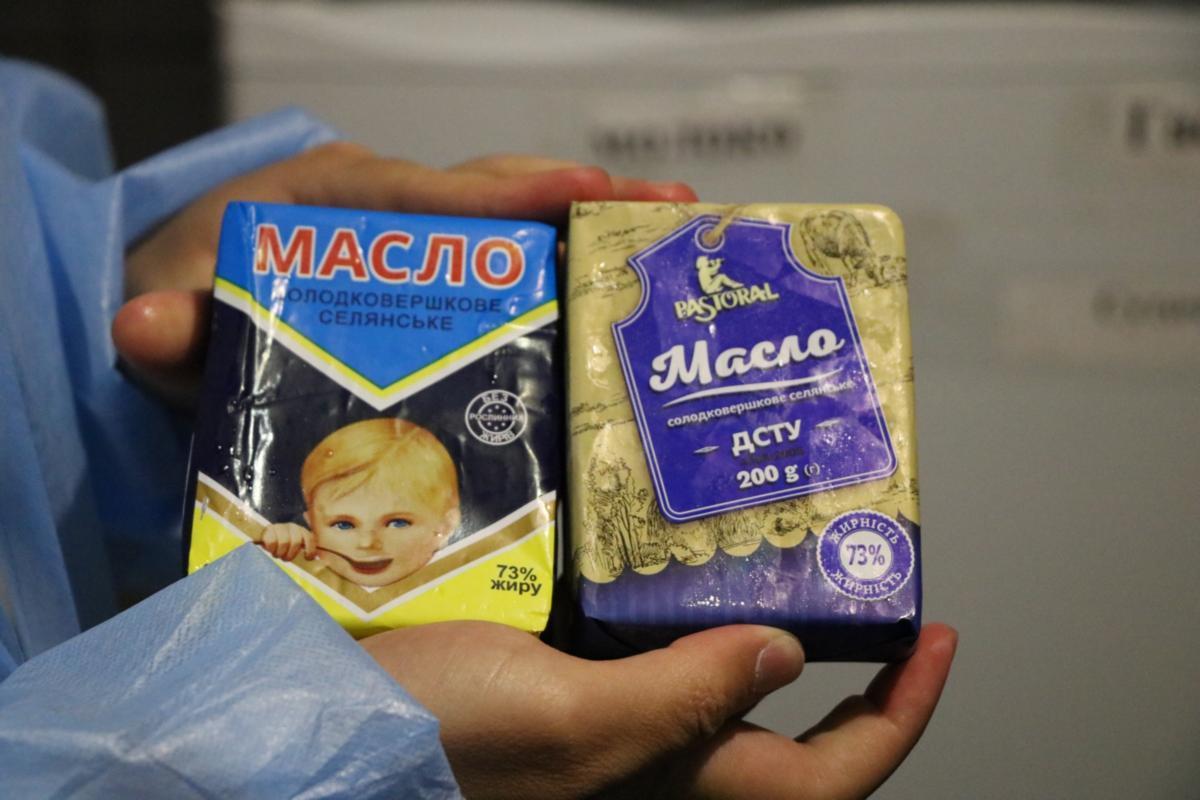 В одній зі шкіл Миколаєва знайшли масло фірми, яка раніше фігурувала в «маргариновому» скандалі