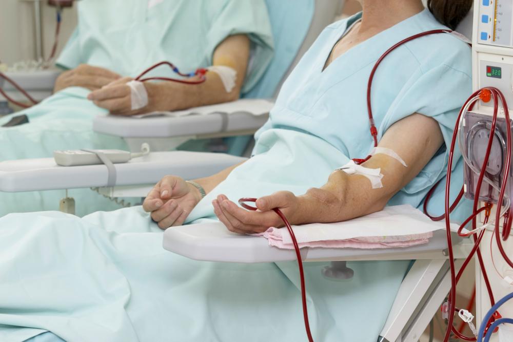 Для Николаевского центра нефрологии и гемодиализа год не покупали необходимые препараты